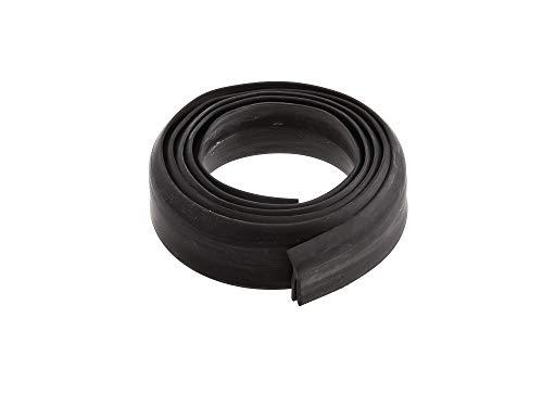 FEZ Kedergummi für Seitenbleche, 1,4m, schwarz - für IWL TR150 Troll