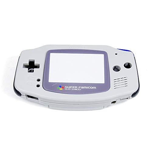 Gehäuse für Nintendo Gameboy Advance GBA Konsole Super Famicom Limited Edition Ersatzteile Zubehör