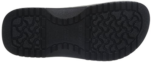 Birkenstock Classic Super Birki Unisex-Erwachsene Clogs Schwarz (Black)