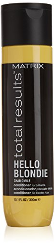 Kamille Conditioner (Matrix Total Results Hello Blondie Chamomille Conditioner, 300 ml)