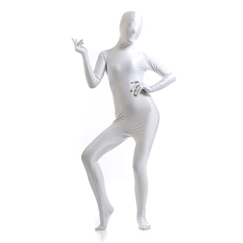 MagiDeal Spandex Sexy Ganzkörperanzug Anzug Suit Kostüm Ganzkörperanzug, -