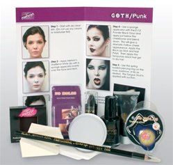 cter Makeup Kit - Goth/Punk ()