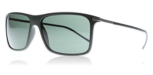 Giorgio Armani Für Mann 8034 Matte Military / Grey / Green Kunststoffgestell Sonnenbrillen