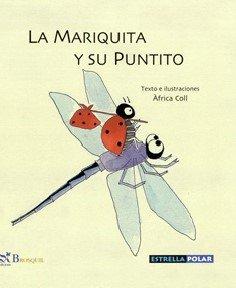 La mariquita y su puntito (Estrella Polar) por Àfrica Coll