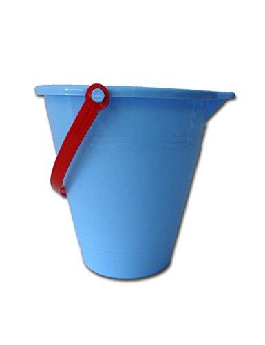 Preisvergleich Produktbild Sandspielzeug - Eimer mit Ausgießer - für Kinder (Blau)