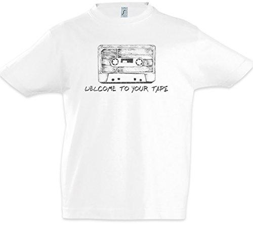 Urban Backwoods Cassette Niños T-Shirt