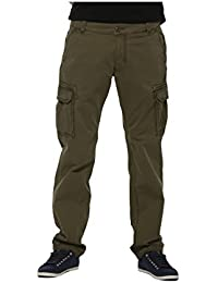 Kaporal - Pantalon TIM - DUSTY KAKI - Homme