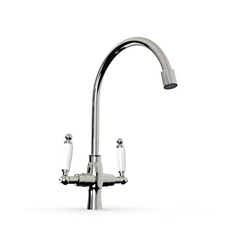 dihl-kt-tr01-traditional-monobloc-kitchen-sink-mixer-tap-chrome