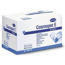 COSMOPOR E Pansements Auto-Adhésifs 7,2cm x 5cm (x