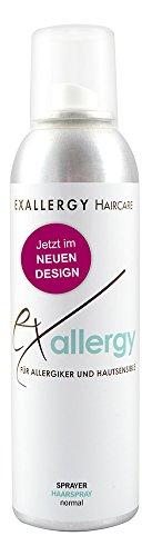 EXALLERGY Hairstyling Sprayer normal Haarspray für Allergiker (200 ml)