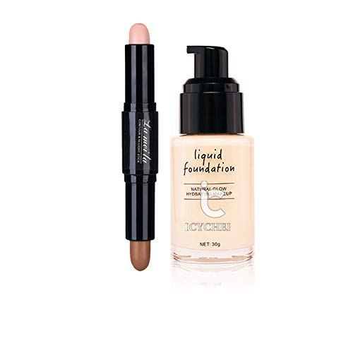 ICYCHEER Superstay 24h Liquid Foundation All Day Flawless