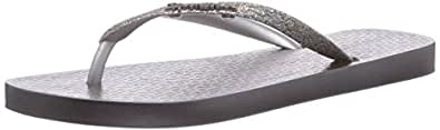 Ipanema Lolita II, Tongs pour femme - Argent - Silber (Silver 23872), 35/36 EU