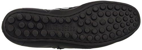 BIKKEMBERGS Herren Soccer 772 Low Shoe M Nylon/Lycra Pumps Schwarz