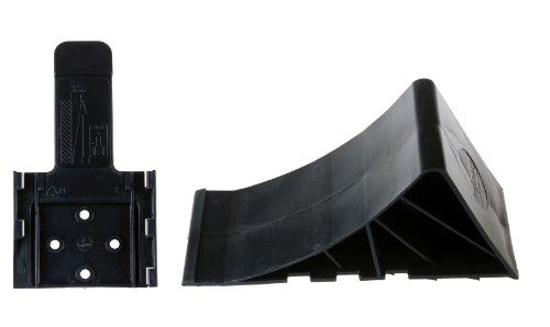 Preisvergleich Produktbild WAMO 1 x Unterlegkeile inkl. 1 x Halter mit TÜV bis 1.600kg