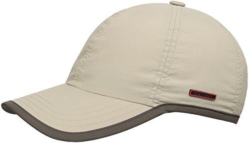 Stetson Kitlock Outdoor Baseballmütze Basecap mit UV-Schutz - beige/74 XXL/62-63