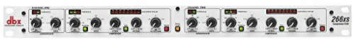 dbx 266XS Effektgerät Kompressor Expander Gate Rack (Gate Und Kompressor)