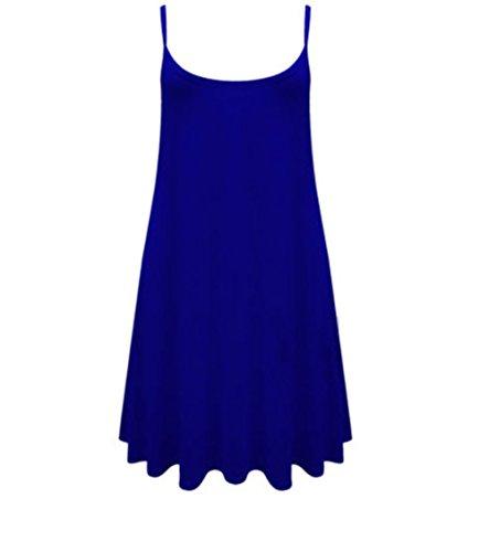 XpoZed Moda -  Vestito  - Donna Blu marino