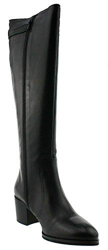 Paola Ferri Vestir 2785 Stiefel Leder negro Negro