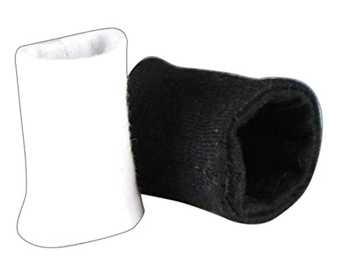 Chong Seng CHIUS Cosplay Costume Accessory Black Write Finger Cover Fpr Roxas