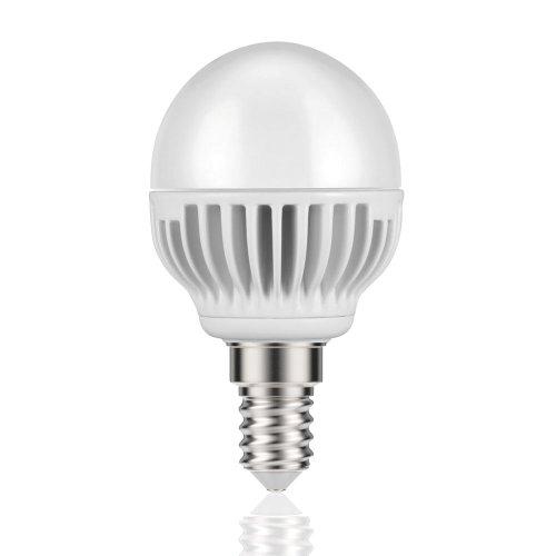 parlat E14 LED Lampadina 5W =32W 350lm 140° bianca calda