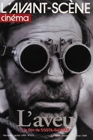 L'avant-scne cinma n 474, juillet 1998 - L'aveu, un film de Costa-Gavras