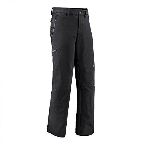 Vaude Herren Strathcona Pants - Funktions Softshell-Hose, Größe:52-Short;Farbe:black