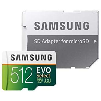 Samsung Memory MB-MC512GAEU - Tarjeta Micro SD de 512 GB (Incluye ...