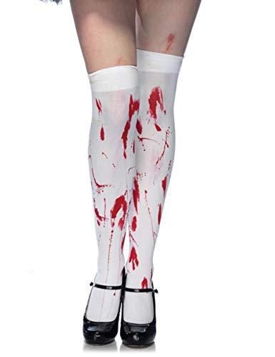 Männlich Kostüm Maskerade - TUTOU Horror Halloween, Cosplay Erwachsene Halloween Dekoration Requisiten Blut Weibliche Krankenschwester Kleidung Männlichen Chirurgen Kostüm Maskerade Cosplay Kostüm,bloodstainsocks