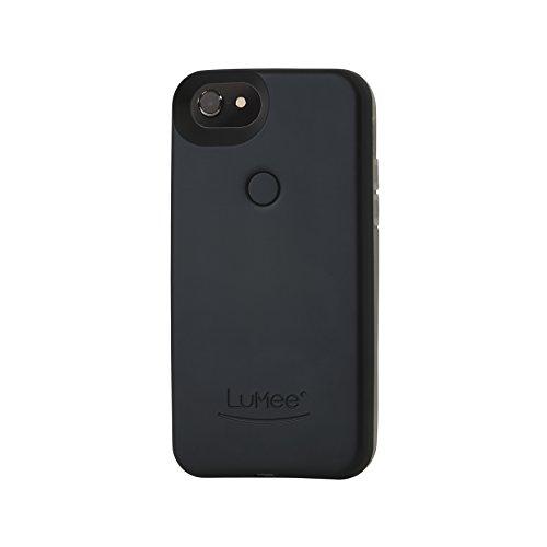 LuMee Two LED iPhone Schutzhülle für iPhone 7 / iPhone 7 Plus - Raum/Schwarz