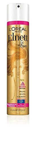 L\'Oréal Paris Elnett de Luxe - Haarspray Extra Starker Halt/Dauerhaftes Volumen 300ml