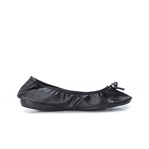 Zapato DE Mujer XTI Plano Bailarina Negro