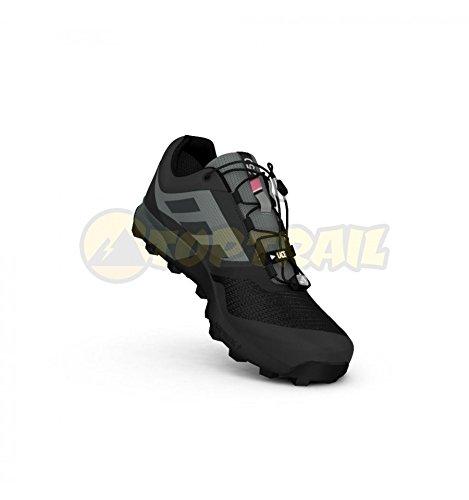 adidas Terrex Trailmaker, Stivali da Escursionismo Uomo, Vari Colori (Energi/Negbas/Escarl), 40 2/3 EU