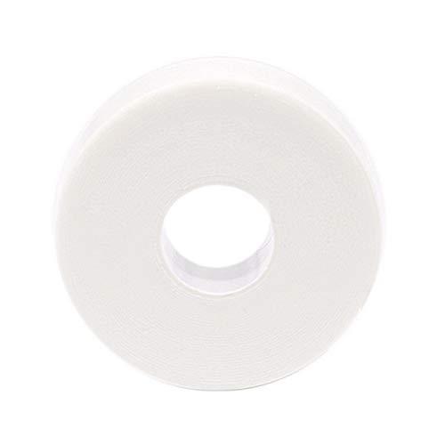 sal008ly7far 4,5 Mt X 2,5 Cm Medizinischen Schaum Schwamm Wimpernverlängerung Band Wimpern Patch Make-Up-Tool Verlängerungsband Mehrere Verwendet Starke Viskosität Einfach Zu Bedienen Und Peeling Weiß -