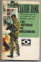 BATERIAS DE MUIZENBERG - LAS(X, usado segunda mano  Se entrega en toda España