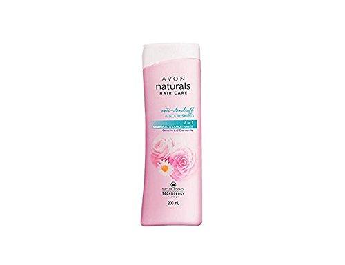 Avon camellia and chamomile Anti-dandruff Shampoo and conditioner 200ml