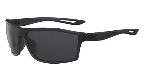 Nike Herren Intersect Ev1010 Sonnenbrille, Grau (Mt Anthracite W/Dark Grey), 70