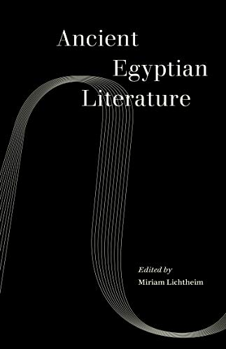 Ancient Egyptian Literature (English Edition)