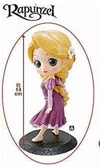 Kidzplay Figurine QPOSKET Raiponce Non Off Taille 14CM   Soldes