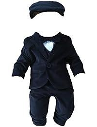 Amazon.fr   24 mois - Costumes de baptême   Bébé garçon 0-24m ... 8da36fdbbd8