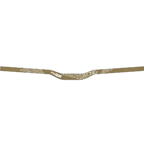 azonic-flow-handle-bar-318-800mm-1-inch-rise-paint-metal-flake-gold
