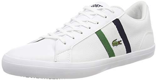 Lacoste Lerond 119 737cma0045042, Zapatillas para Hombre, Blanco (White, 44 EU