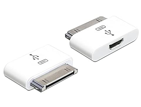 Delock USB micro B auf Apple Dock