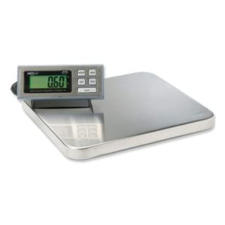 PROSHIP LARGE Digital 181Kg x 50g 400lb Heavy Duty Postal Postage Parcel Packet Shipping Platform Scales Scale
