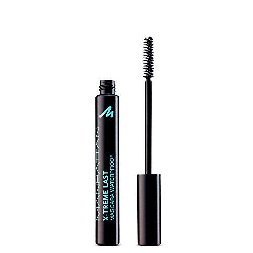 Manhattan 14302 XTreme Last Mascara, black, 1er Pack