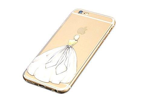 iPhone 6Cas, iPhone 3S, étui, Koala Groupe en TPU Coque de protection souple, personnalisée Transparent Cartoon Filles., plastique, No21, iphone 6/6S No7