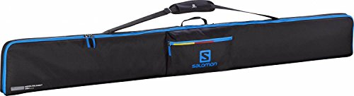 Salomon Nordic 3 Pairs 215 Pro Sleeve - Skibezug, Unisex, Schwarz, NS (Lo-3 Pair Pack)