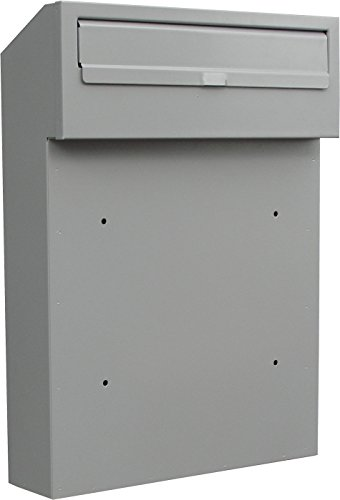 Rear Access Letter Box.5908277331023 Ean Rear Access Post Box W3 Letterbox For