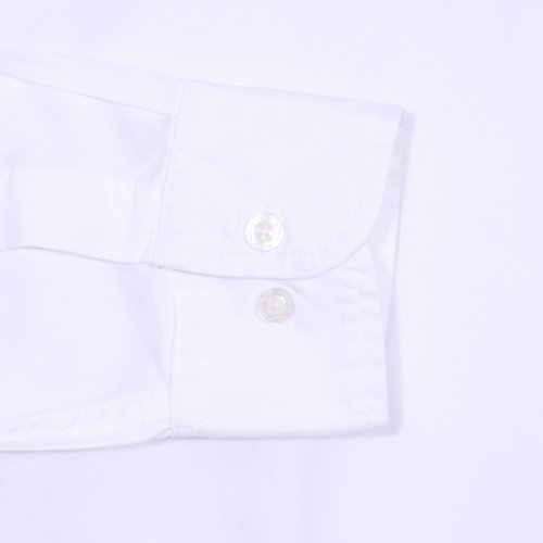 Lee Herren Freizeithemd Button Down Weiß (WHITE 12)