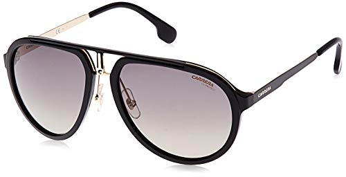 Carrera 1003/s pr 807 occhiali da sole, nero (black/greybrown ds), 58 unisex-adulto