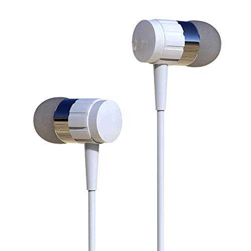 - 31axDTx4coL - SellnShip in Ear Headphones with Mic Earphones Bass Stereo Sound Headphone Wired Earphone
